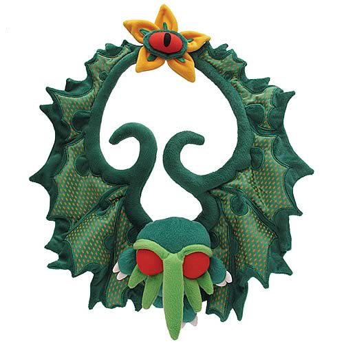Cthulhu Plush Christmas