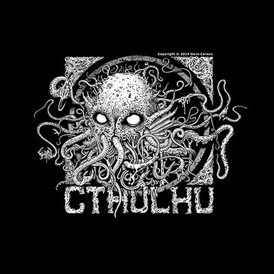 cthulhu by dave carson