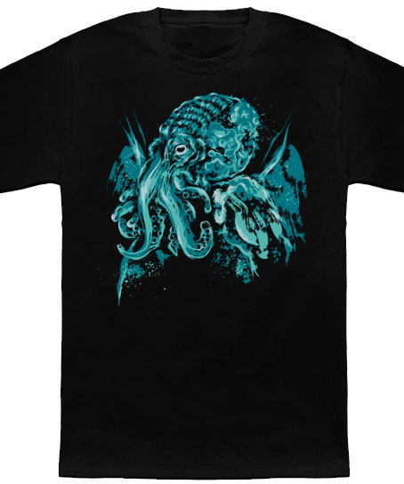 cthulhu A God beyond the Sea