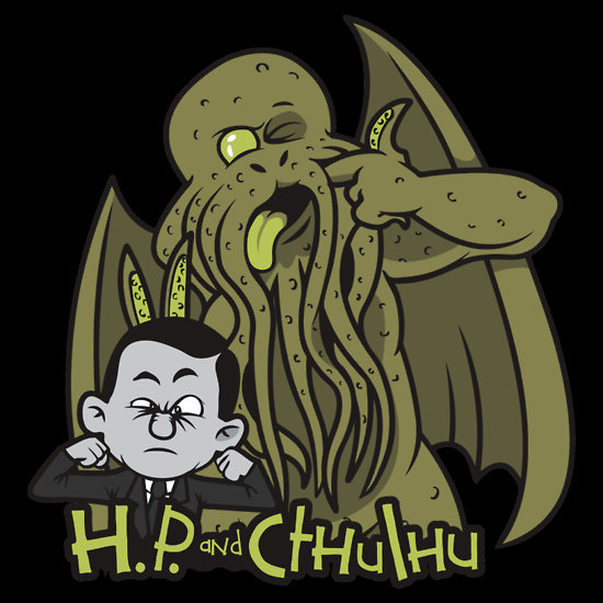 H.P. and Cthulhu