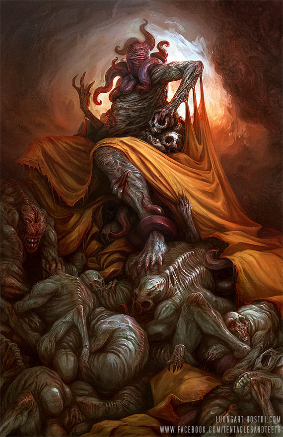 King in Yellow richard luong