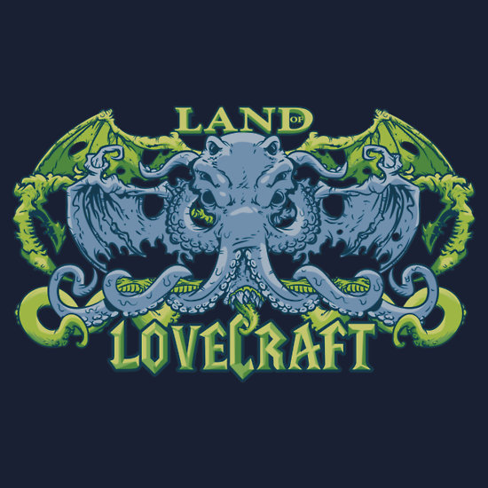 LAND OF LOVECRAFT