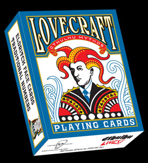 Lovecraftian Playing Cards
