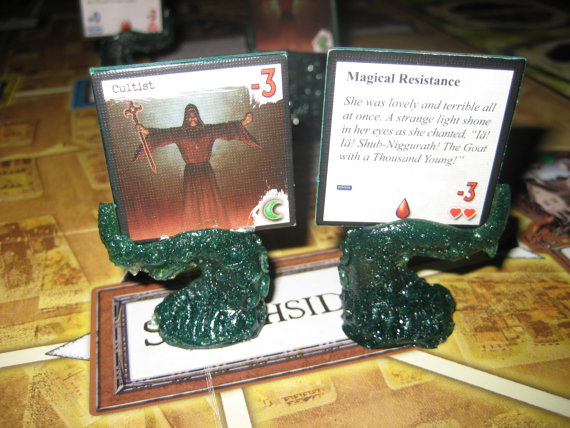 Monster Stands - for Arkham Horror