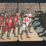 history cards