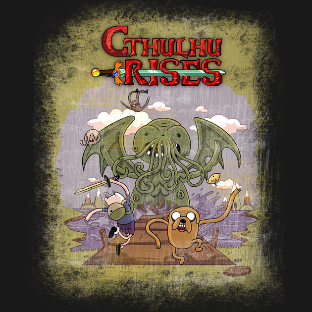cthulhu adventure time
