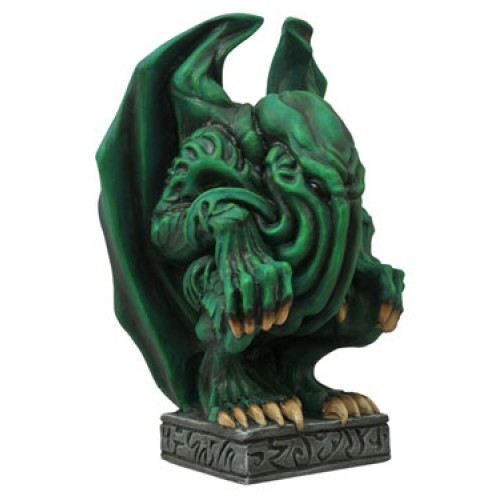 cthulhu idol green diamond
