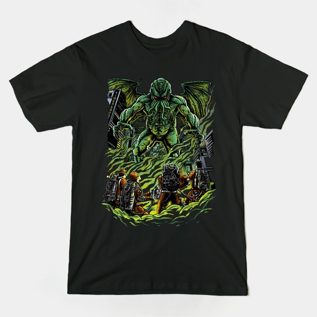 cthulhu ghostbusters