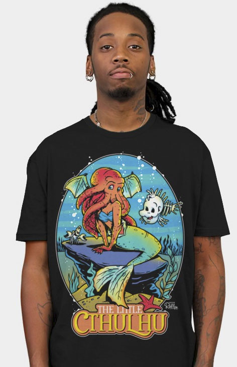 cthulhu-mermaid
