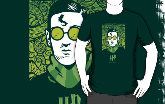 harry potter lovecraft
