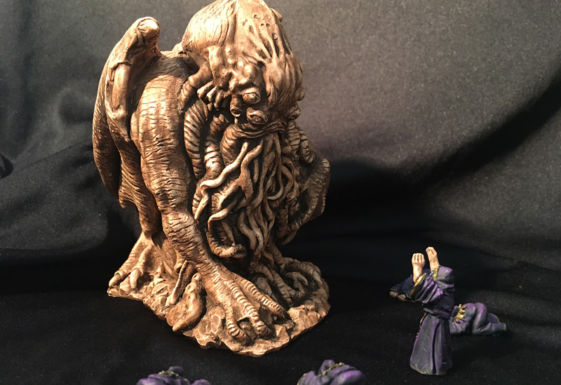 Cult of Cthulhu statuette set PRE-ORDER – Cthulhu Shop