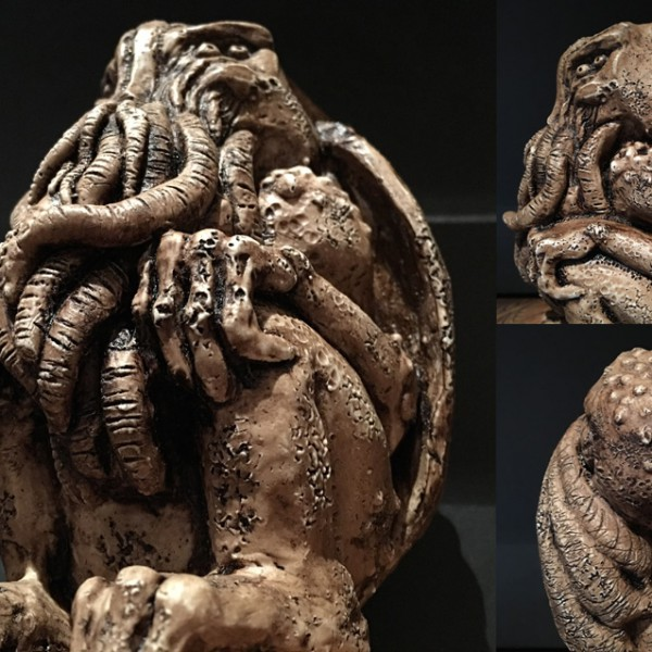 commemorative cthulhu idol