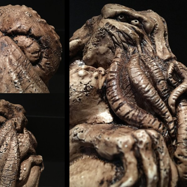 commemorative cthulhu idol details