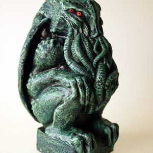 lovecraft cthulhu idol figure