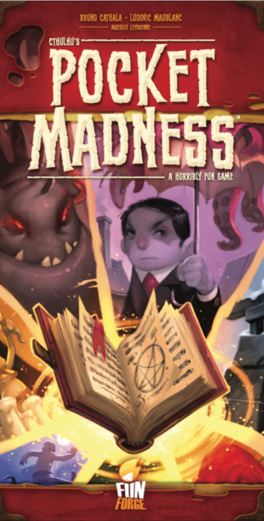 Pocket madness lovecraft game