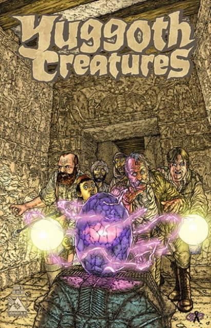 YUGGOTH CREATURES