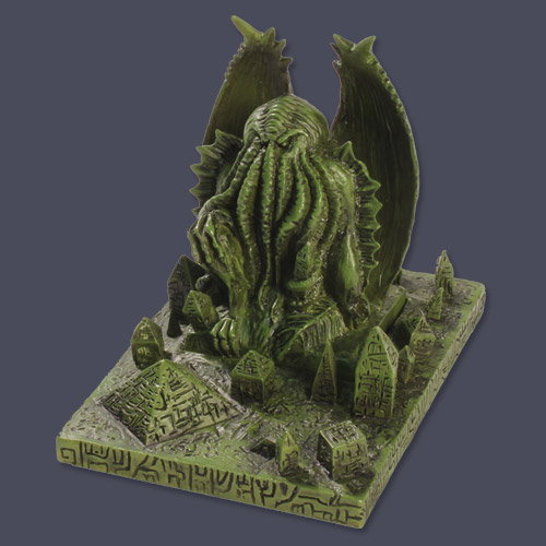 Cthulhu Domain Statue