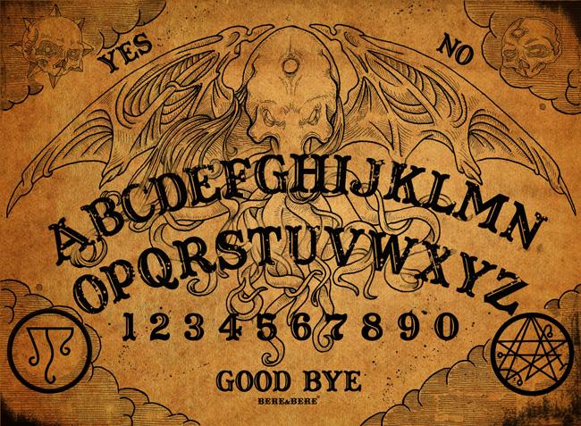Cthulhu Ouija
