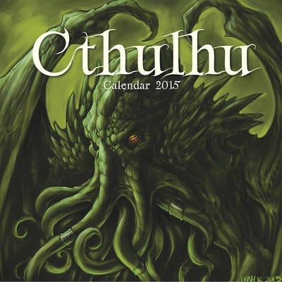 Cthulhu Wall Calendar 2015