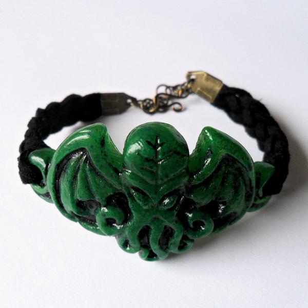 Cthulhu bracelet