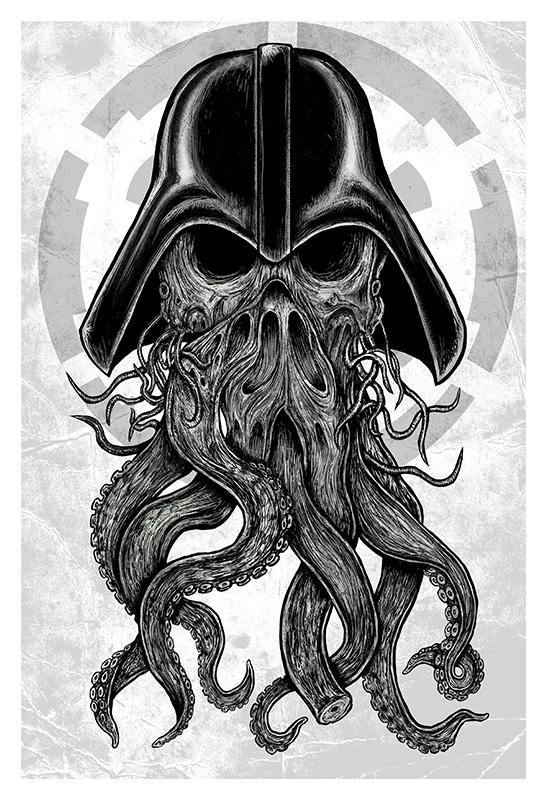 Darth Vader Cthulhu