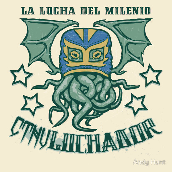 EL CTHULuchador