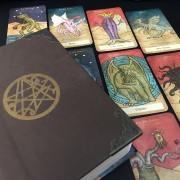necronomicon book case