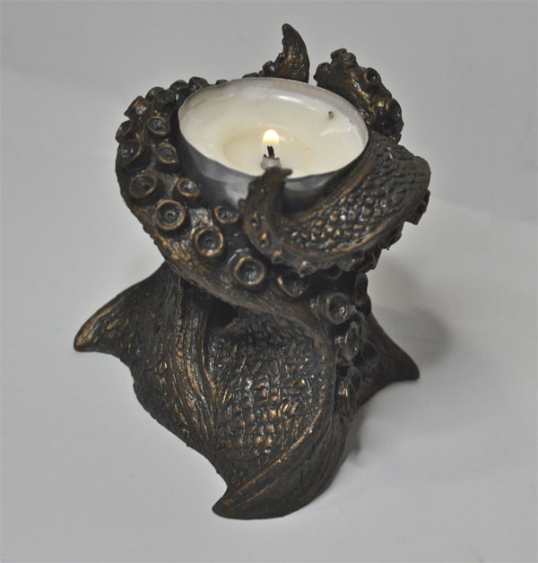 Kraken-Tentacles-Tealight-Holder
