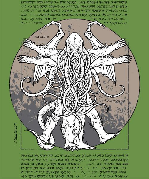 Lovecraftian Man