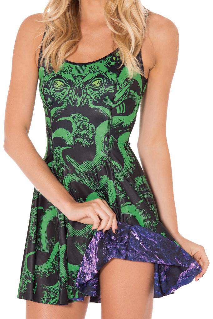 cthulhu dress