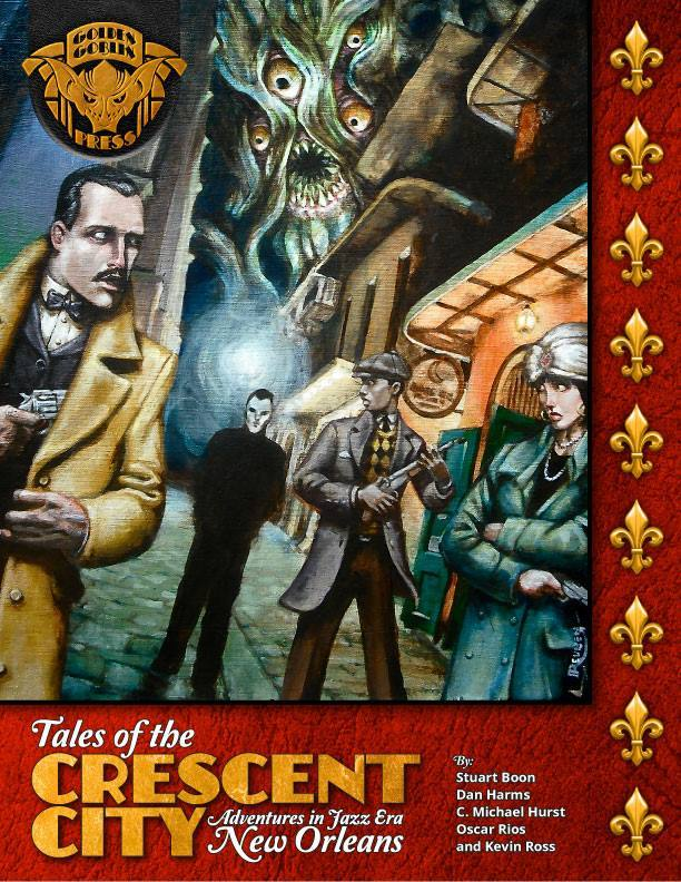 Tales of the Crescent City