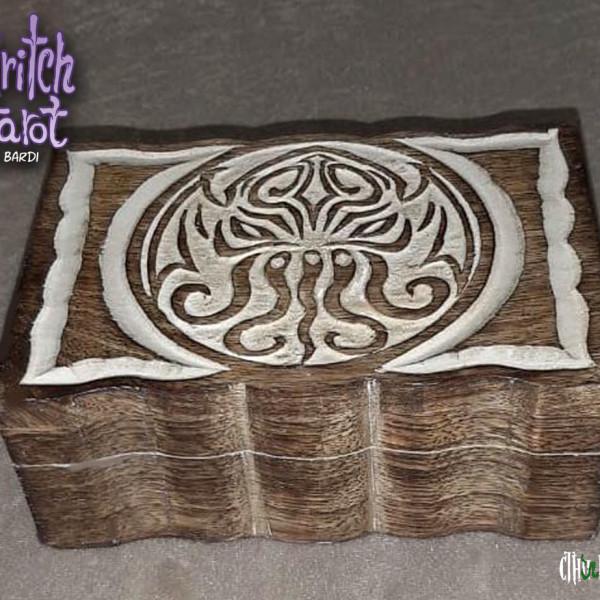 cthulhu box Eldritch Tarot pre-order