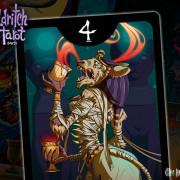 cups tarot card Eldritch Tarot pre-order