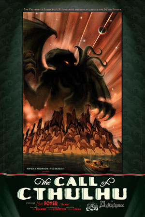 Call of Cthulhu Poster