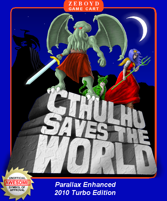 cthulhu saves