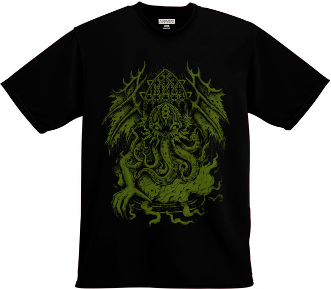 cthulhu-t-shirt