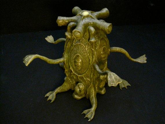 elder thing sculpture