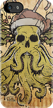 cthulhu iphone case