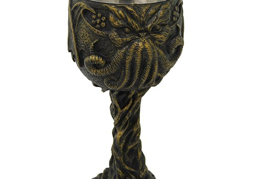Cthulhu goblet