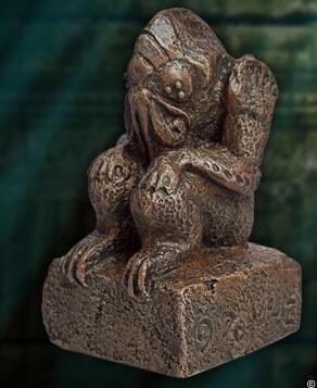 Cthulhu idol mini