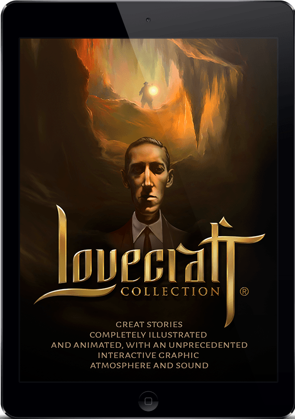 ipad-lovecraft-collection