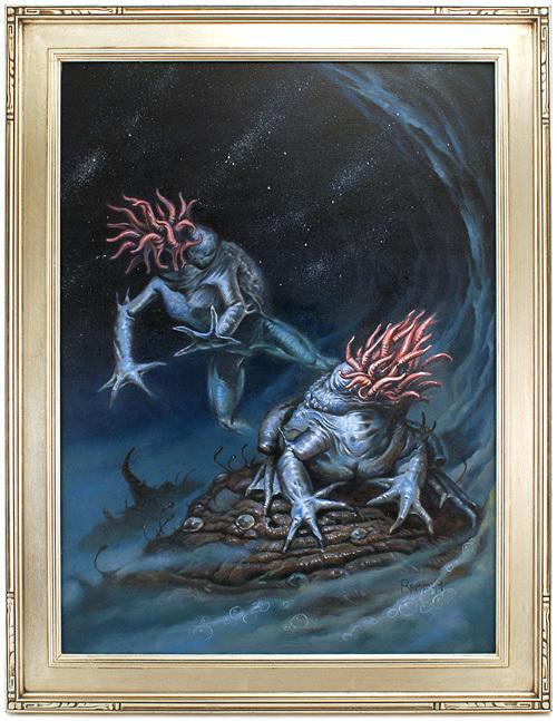 jeff remmer lovecraft art
