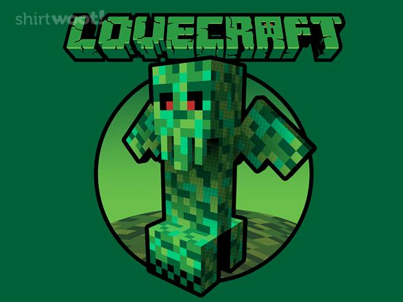 minecraft lovecraft