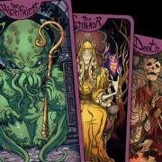 cthulhu tarot cards