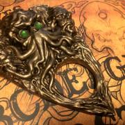 cthulhu ouija green eyes