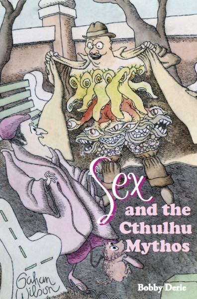 sex and cthulhu mythos book